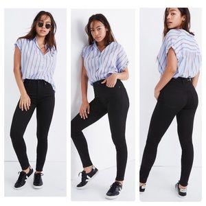 NWOT Madewell Curvy High-Rise Skinny Jeans 27